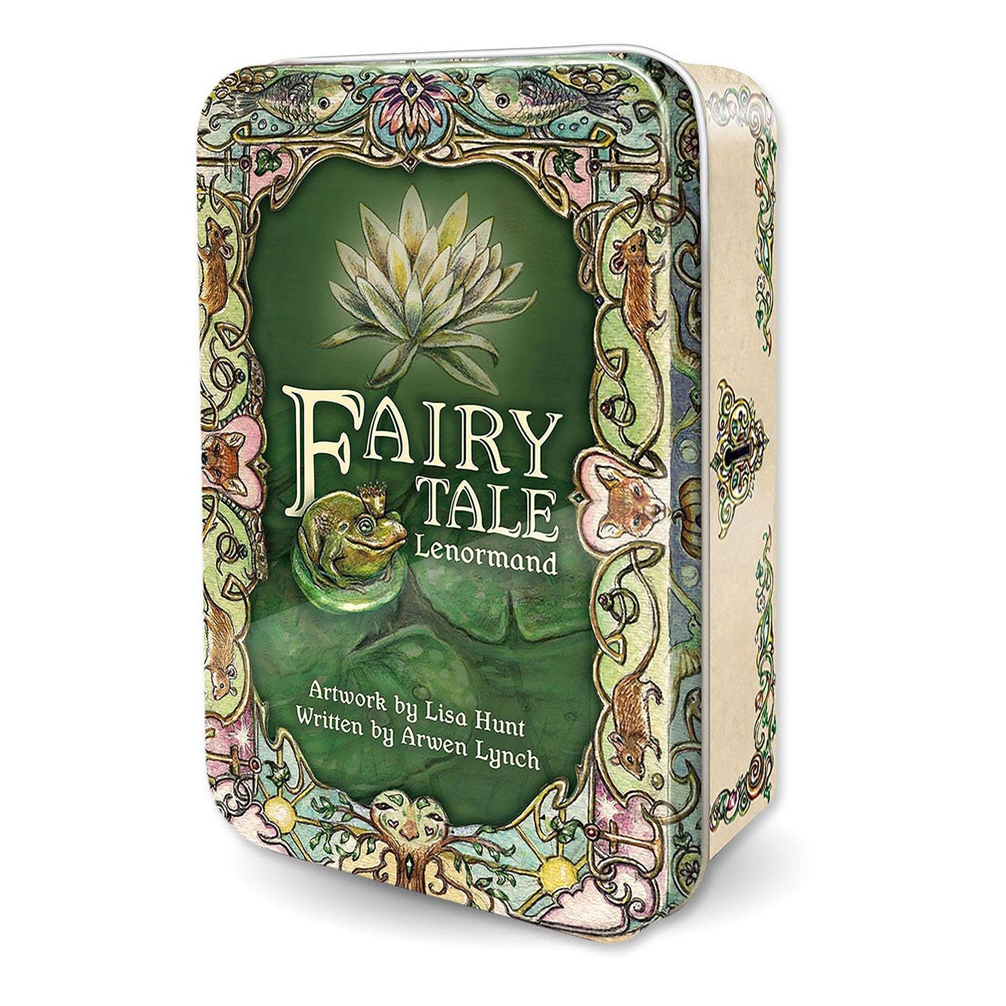 Books & Stationery Fairy Tale Lenormand Earth Fairy