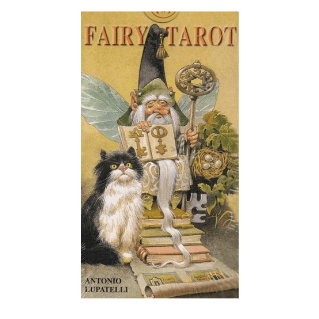 Books & Stationery Fairy Tarot Cards Earth Fairy
