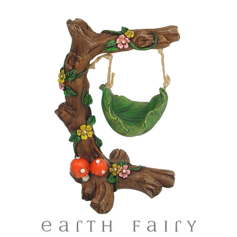Fairy Tree Swing | Fairy Garden Accessories - Australia | Earth Fairy