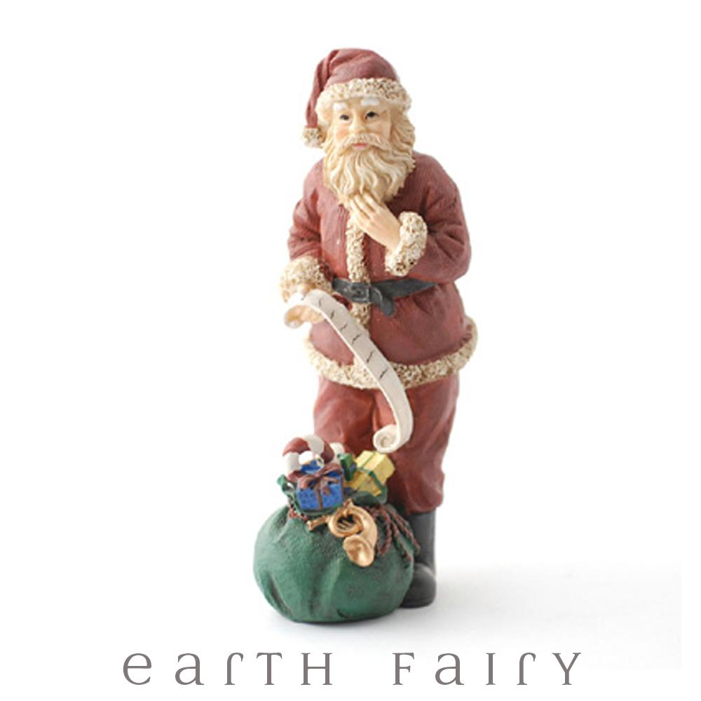 Father Christmas | Christmas Themed Miniatures | Earth Fairy