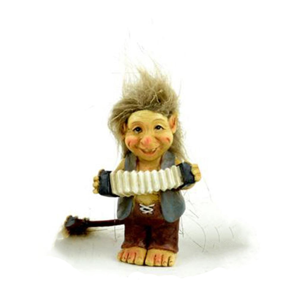 Father Troll from The Miniature Fairy Garden Troll Collection by Earth Fairy