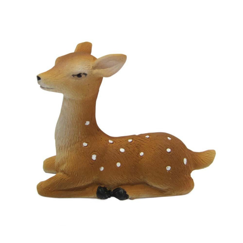 Miniature Fawn from The Fairy Garden Miniature Animal Collection by Earth Fairy