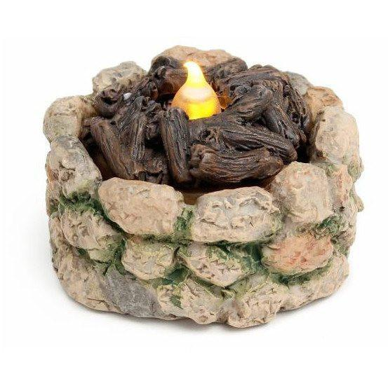 Fairy Gardens Fire Pit Earth Fairy