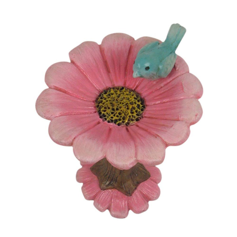 Flower Bird Bath | Fairy Garden Accessories - Australia | Earth Fairy