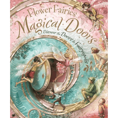 Books & Stationery Flower Fairies Magical Doors: Discover the Doors to Fairyopolis Earth Fairy