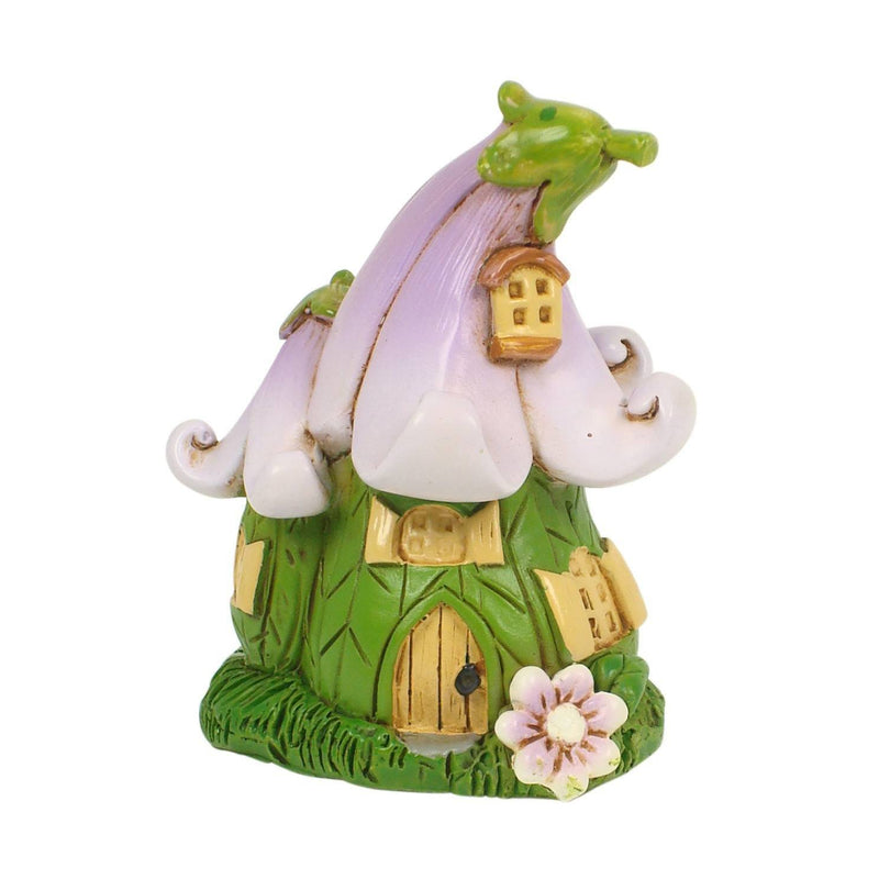 Fairy Houses Flower Fairy Garden House – Micro Earth Fairy