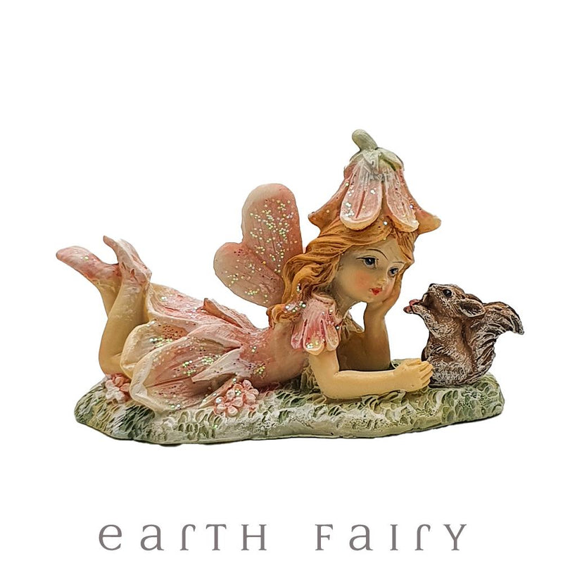 Flower Garden Fairies, Set of 6 from The Flower Garden Fairy Collection by Earth Fairy
