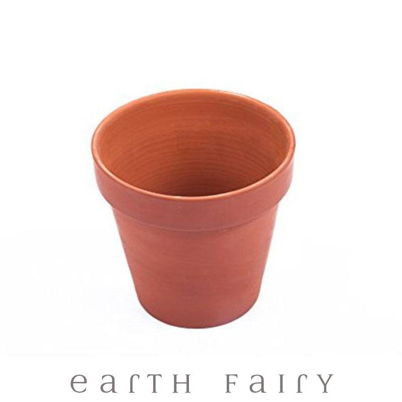 Flower Pot - Large | Fairy Garden Miniatures - Australia | Earth Fairy