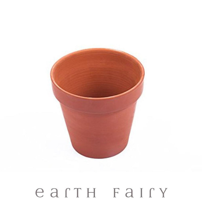 Flowejr Pot - Medium - Set of 3 | Fairy Garden Miniatures - Australia | Earth Fairy