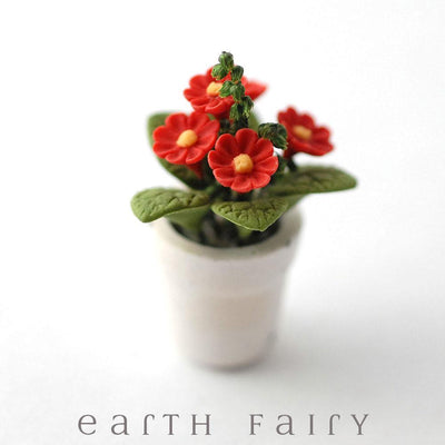 Flowers in a Pot | Fairy Garden Accessories - Australia | Earth Fairy