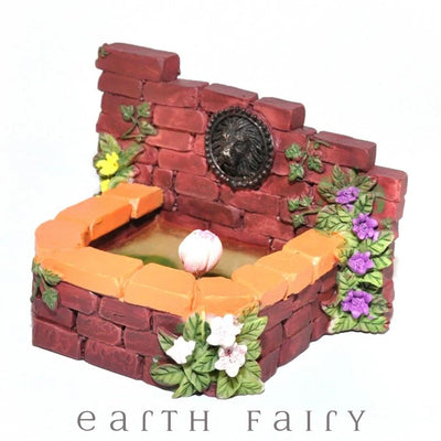 Fountain Pond | Fairy Garden Ponds - Australia | Earth Fairy