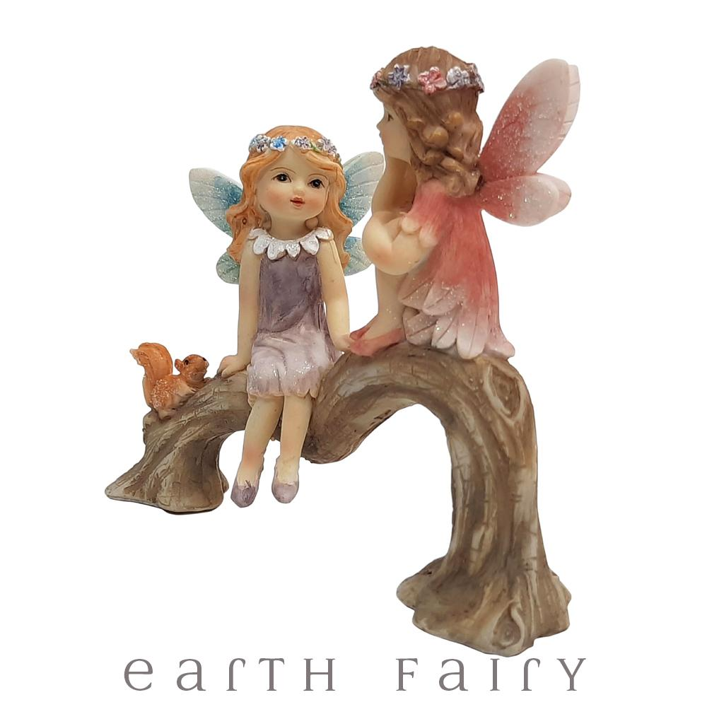 Friendship Flower Garden Fairies