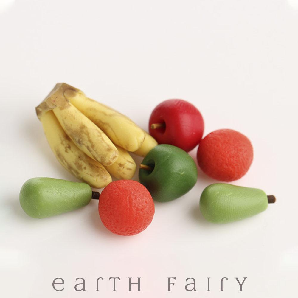 Fruit Assortment from The Fairy Garden Miniature Food & Drink Collection by Earth Fairy
