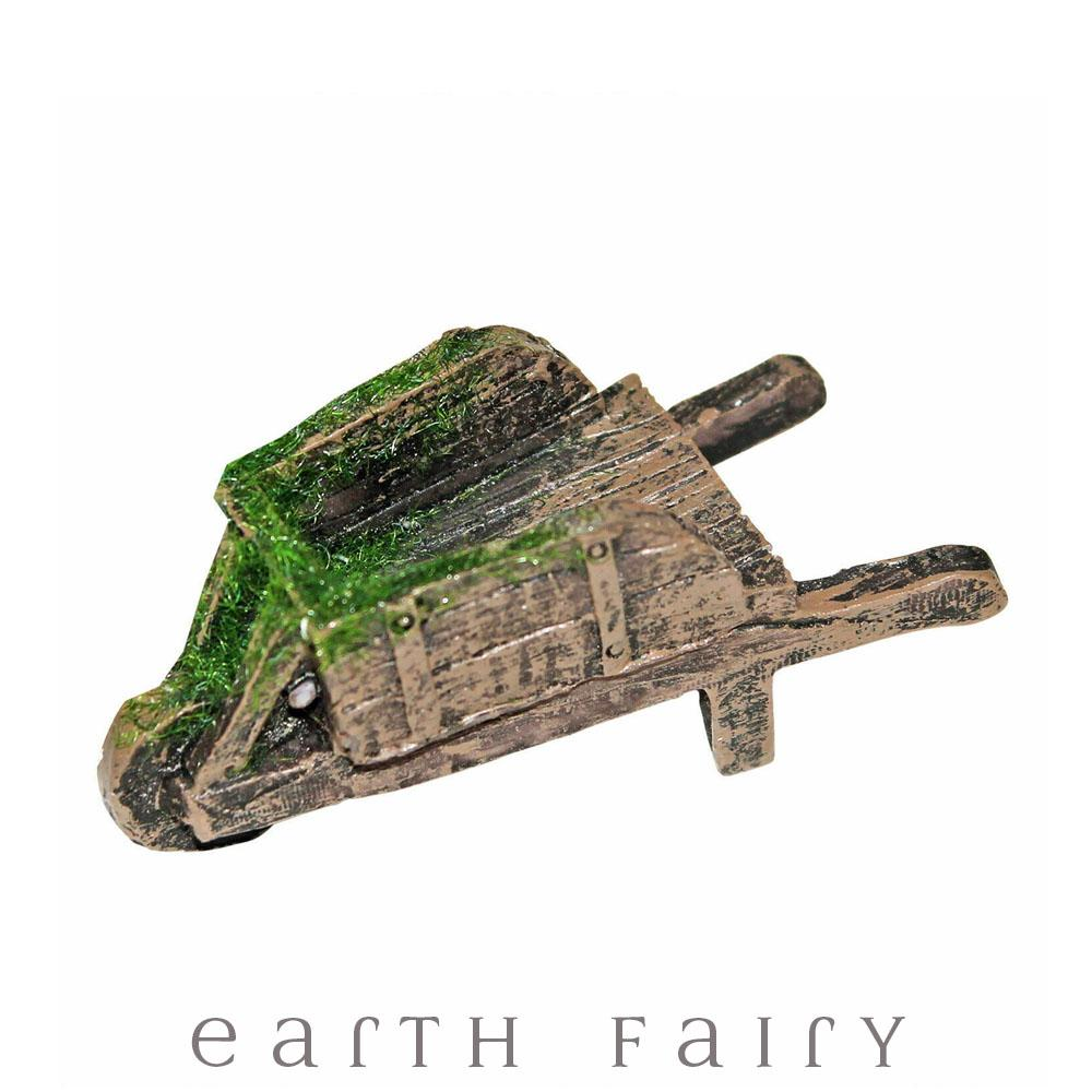 Garden Barrow from The Fairy Garden Accessory Collection by Earth Fairy
