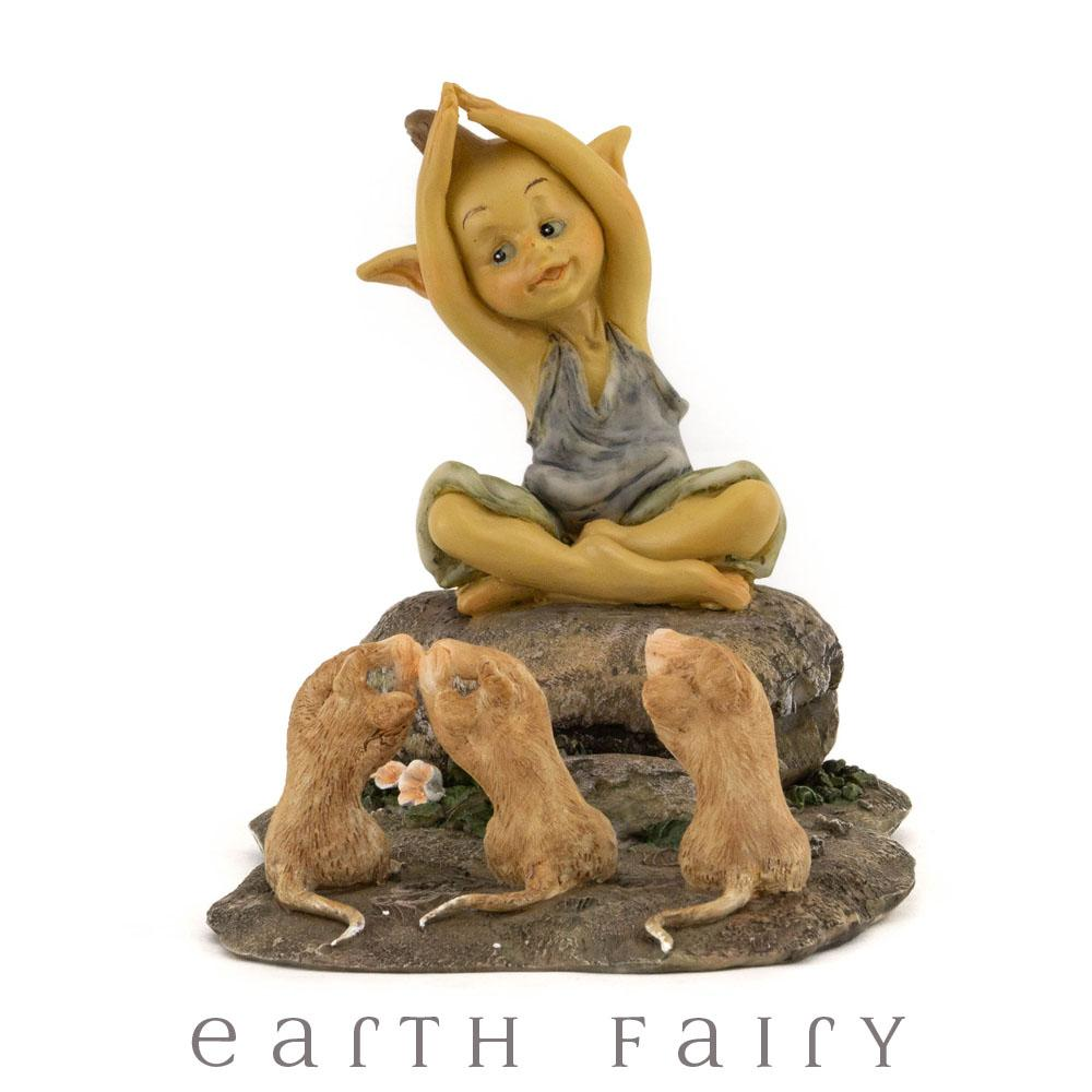Garden Pixie Yoga Class | Pixies, Gnomes and Elves | Earth Fairy
