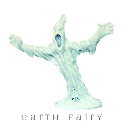 Miniature Ghost Figurine, from The Miniature Halloween Figurine Collection by Earth Fairy
