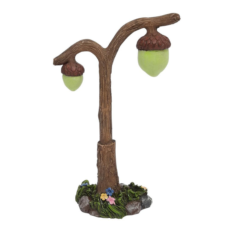 Glow in the Dark - Acorn Lamp, from The Glow Fairy Garden Collection from Earth Fairy