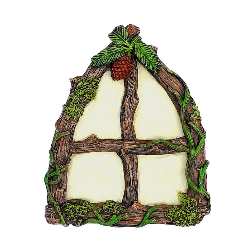 Glow in the Dark - Arched Window, from The Glow Fairy Garden Collection by Earth Fairy