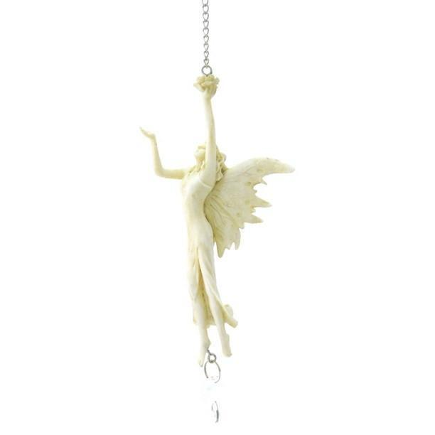 Room Accents Hanging Fairy Charm Fia Earth Fairy