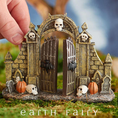 Halloween Gate {Hand Held} from The Halloween Miniature Collection by Earth Fairy