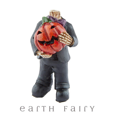 Headless Pumpkin from The Halloween Miniature Collection by Earth Fairy