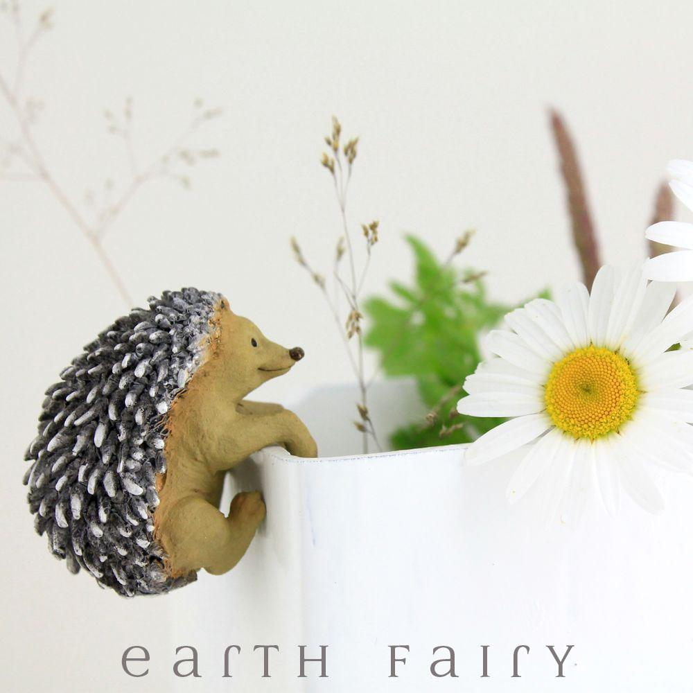 Hedgehog Flower Pot Hugger