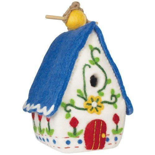 Fairy Play Heidi Chalet Birdhouse Earth Fairy