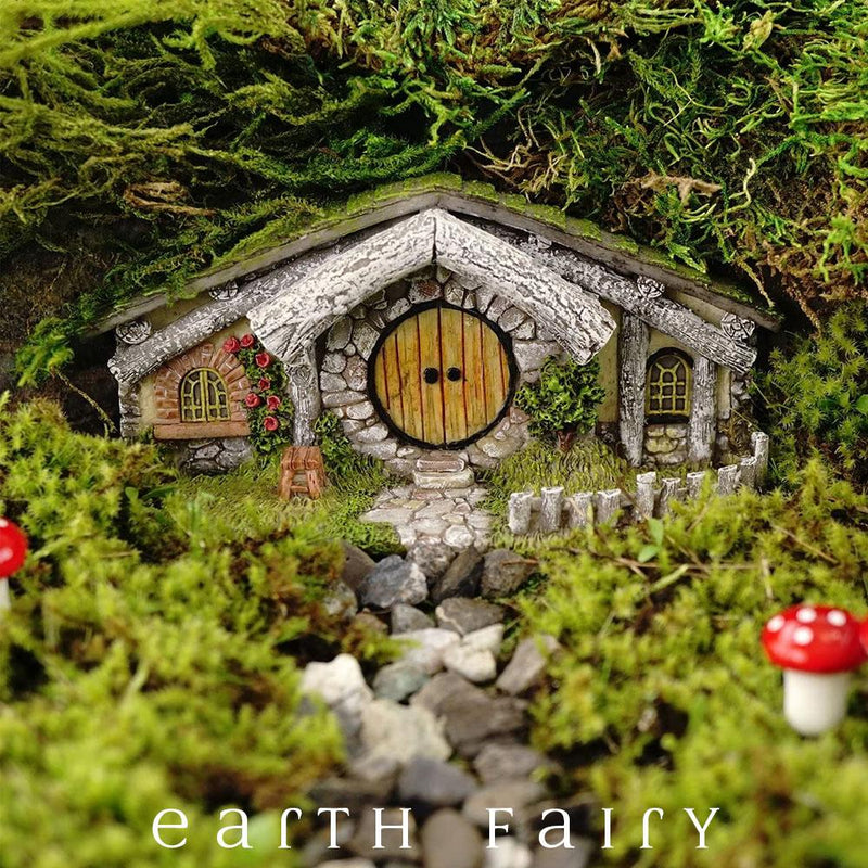Hidden Hobbit Home | Hobbit Doors & Homes for the Garden - Australia | Earth Fairy