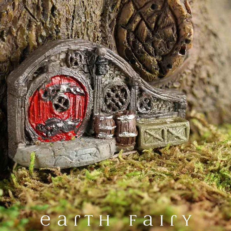 Hobbit Door - Micro from The Fairy Door Collection by Earth Fairy