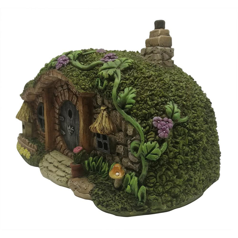 Hobbit House - Solar | Fairy Garden Houses - Australia | Earth Fairy