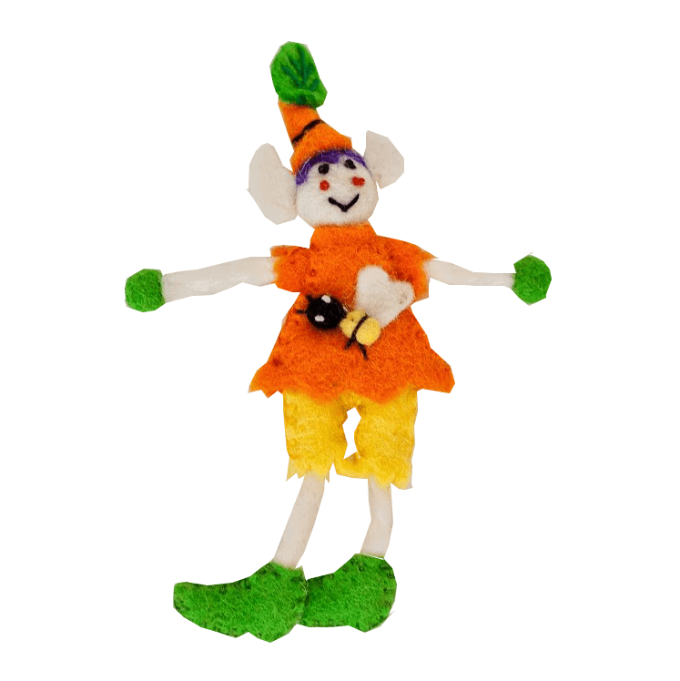 Buzz Elf  - Fairy Play - Earth Fairy