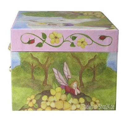 Horse & Fairy Music Box | Fairy Inspired Gifts - Australia | Earth Fairy