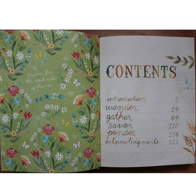 Books & Stationery How To Be A Wildflower Earth Fairy
