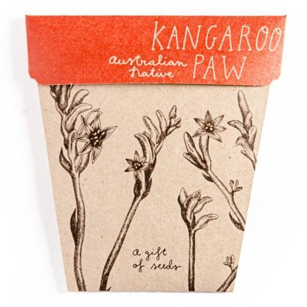 Books & Stationery Kangaroo Paw Gift of Seeds Earth Fairy