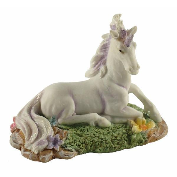 Fairy Gardens Lazing Unicorns Earth Fairy
