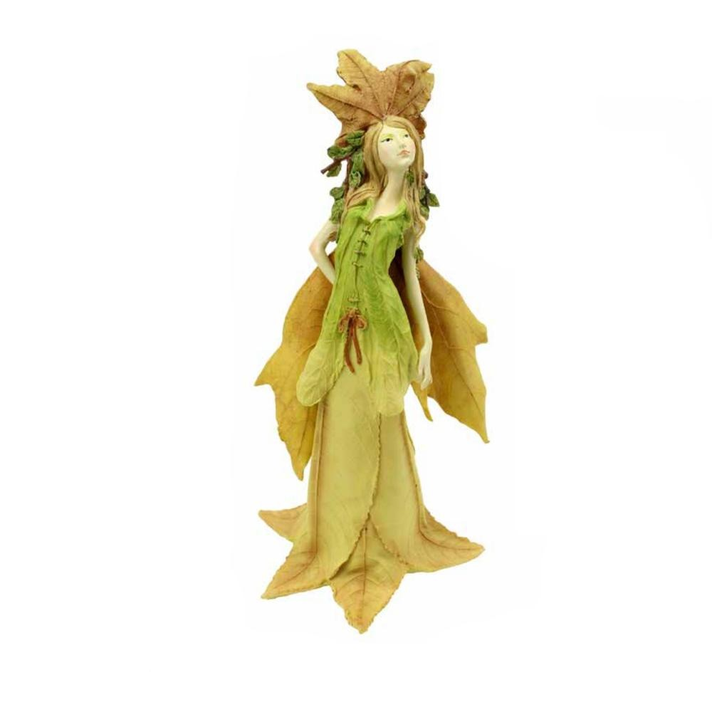 Leafy Lady of the Forest | Fairy Figurines - Australia | Earth Fairy