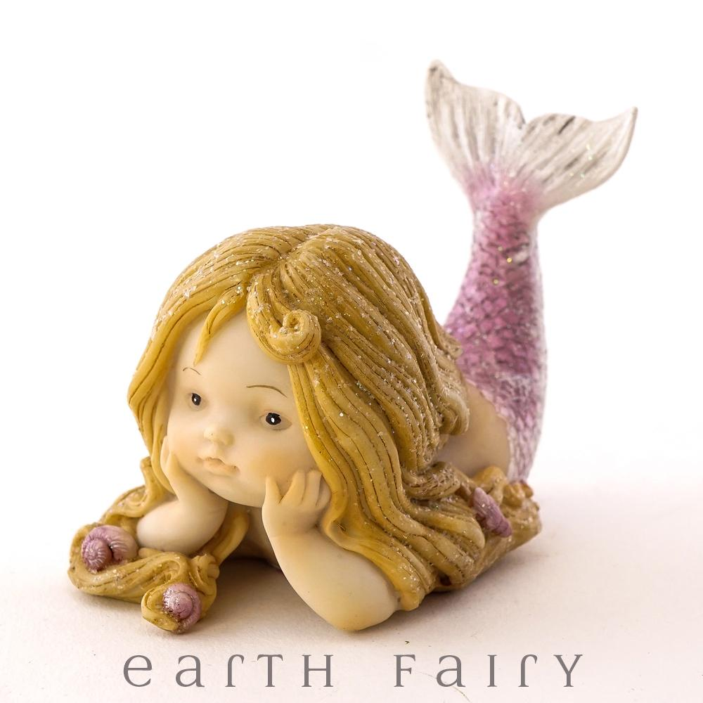 Little Mermaid from The Miniature Mermaid Collection by Earth Fairy
