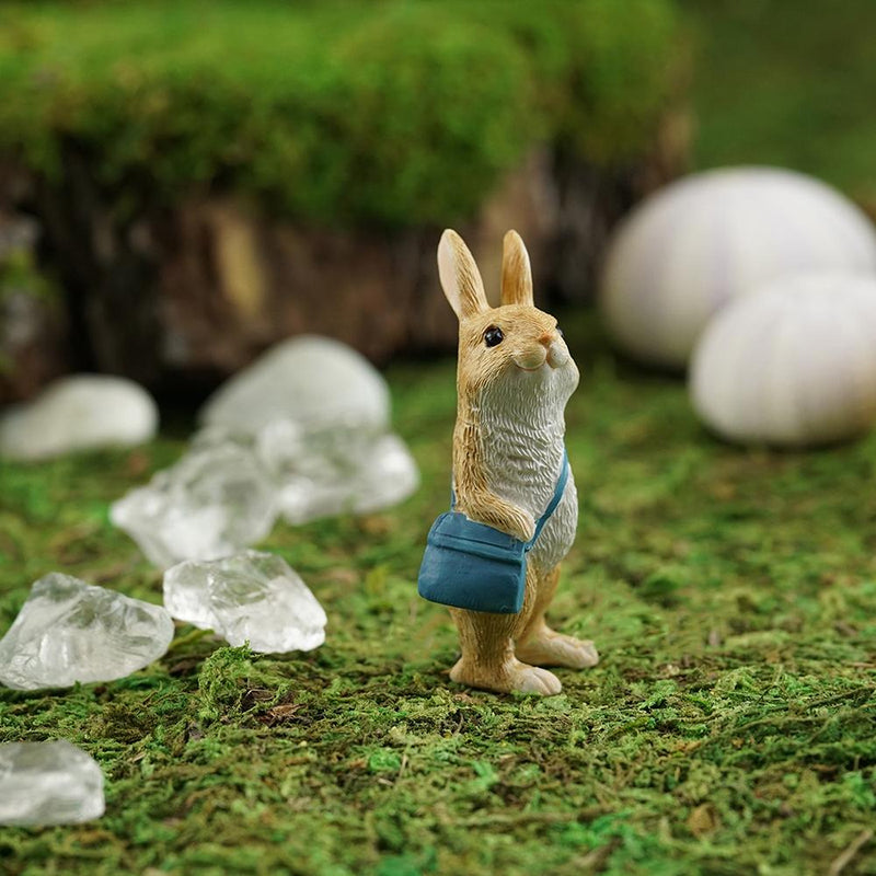 Little Messenger Rabbit | Fairy Garden Animals - Australia | Earth Fairy