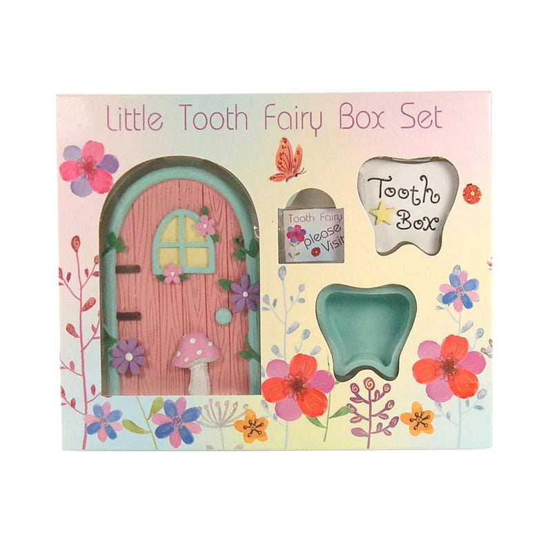 Little Tooth Fairy Box Set | Tooth Fairy - Australia | Earth Fairy