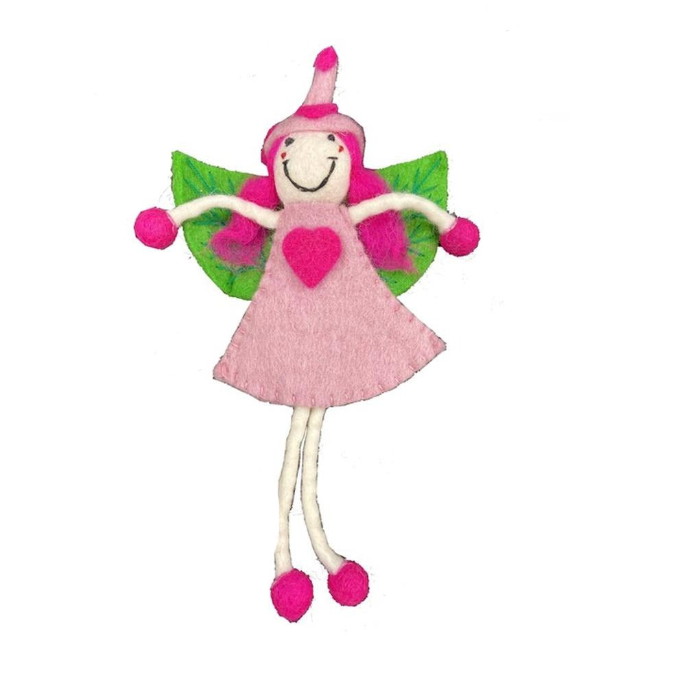 Love Faery, Large, from The Hand Felted Wool Collection by Earth Fairy