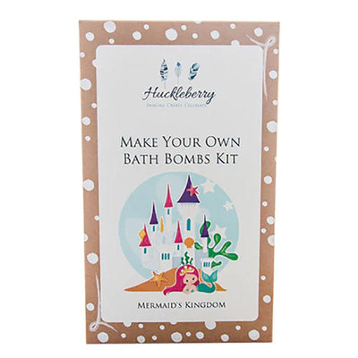 Make Your Own Bath Bombs Kit - Kids