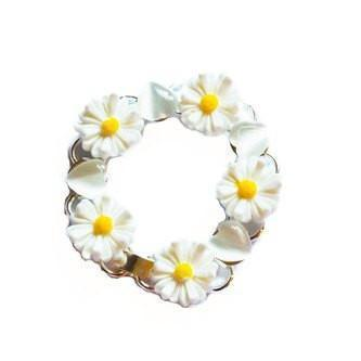 Jewellery Make Your Own Daisy Bracelet Kit Earth Fairy