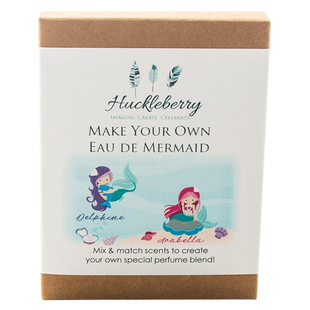 Fairy Play Make Your Own Eau de Mermaid Fresh and Floral Earth Fairy