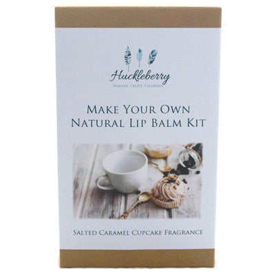 Fairy Play Make Your Own Natural Lip Balm Kit Salted Caramel Cupcake Earth Fairy