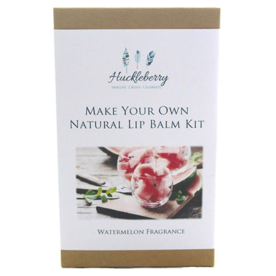 Fairy Play Make Your Own Natural Lip Balm Kit Watermelon Earth Fairy