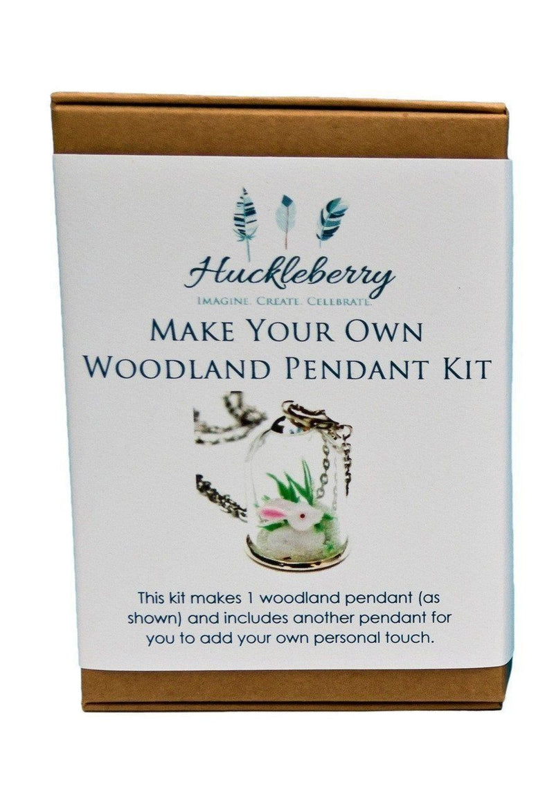 Fairy Play Make Your Own Woodland Pendant Kit Earth Fairy