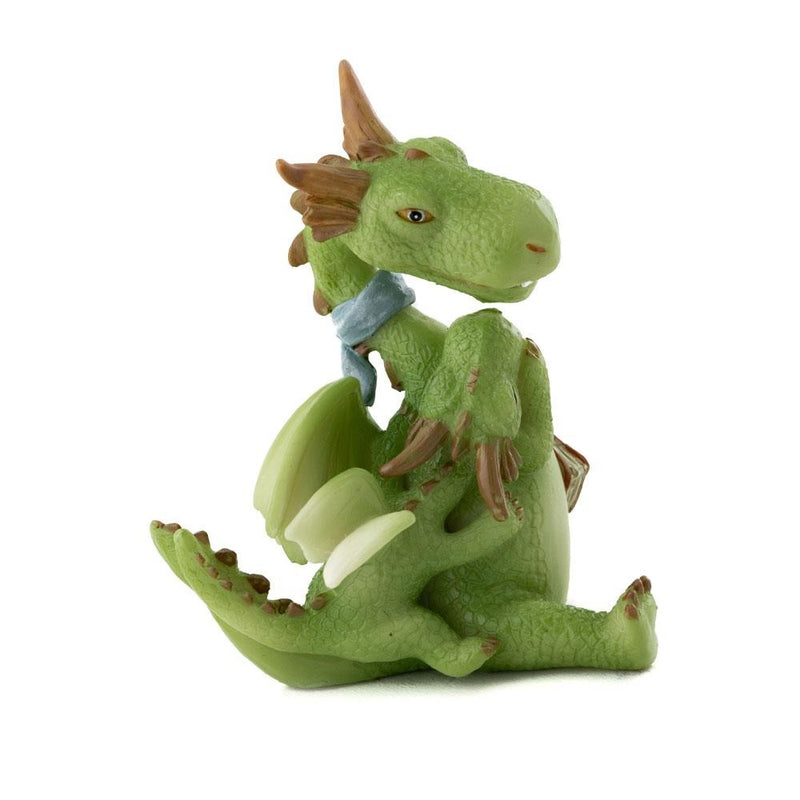 Mama & Baby Dragon Figurine | Fairy Gardens - Australia | Earth Fairy