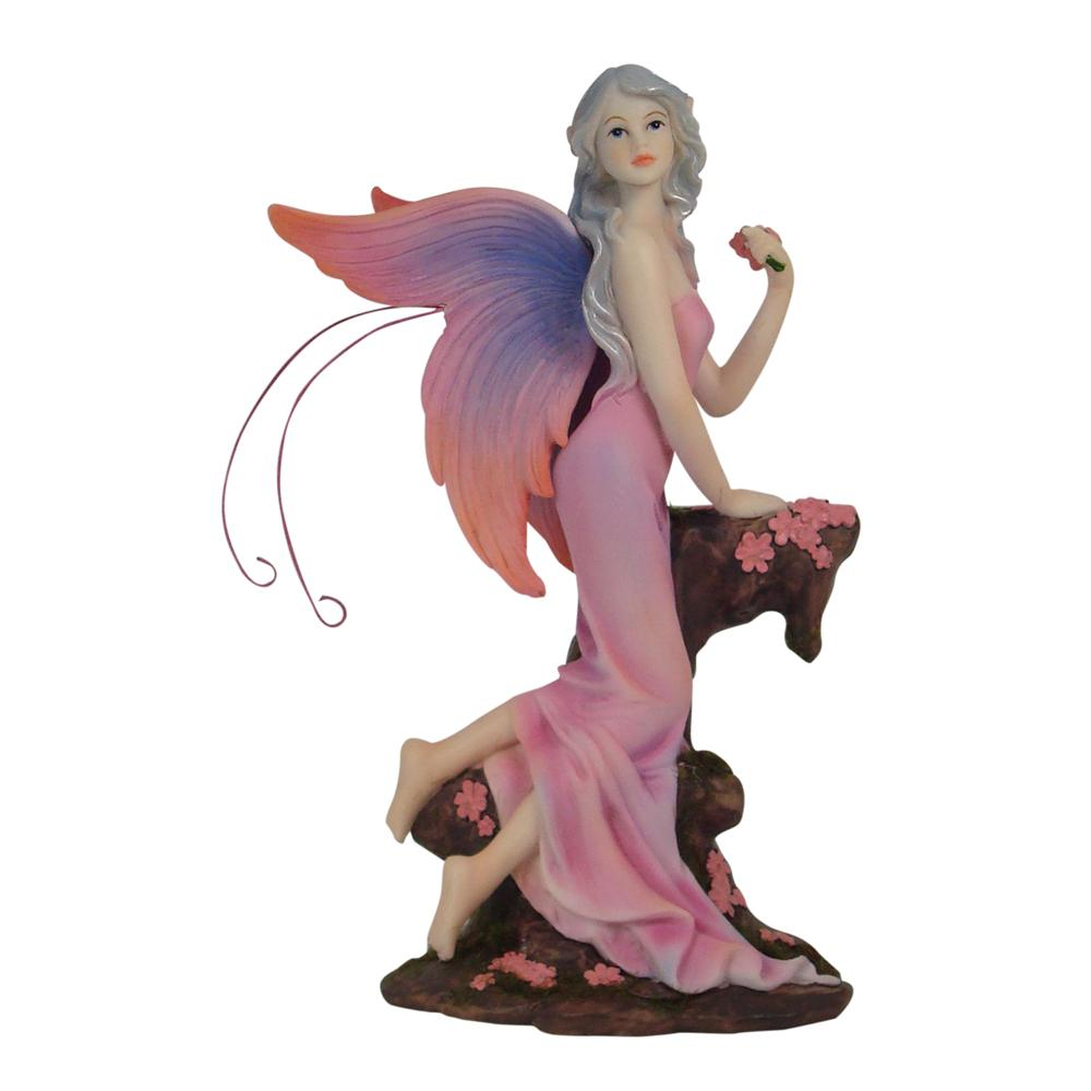 Mystic Flower Fairy | Fairy Garden Figurines - Australia | Earth Fairy