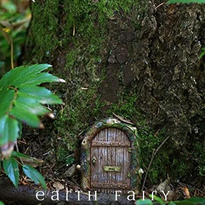 Mystical Fairy Door | Fairy Garden Miniature Doors - Australia | Earth Fairy