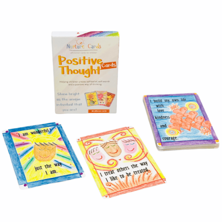 Nurture Cards - Positive Thought Cards for Children